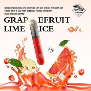 Grapefruit Lime Ice – Tugboat v4(CASL) 3pcs/pack IN DUBAI/UAE