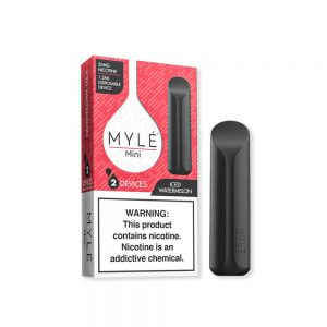 Myle Mini : Best Cheap Iced Watermelon by Myle Vapor IN DUBAI/UAE