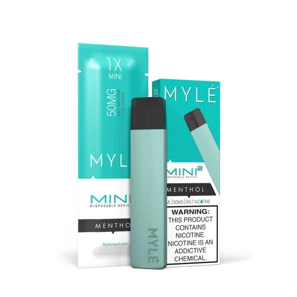 MYLÉ Mini 2 – Menthol Disposable Device IN DUBAI/UAE