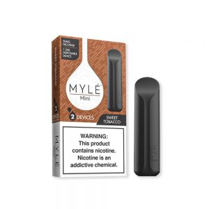 MYLE Mini Sweet Tobacco Disposable Pods in Dubai/UAE