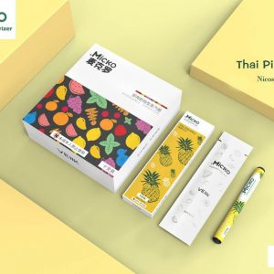 Veiik Micko Disposable Thai Pineapple IN DUBAI/UAE