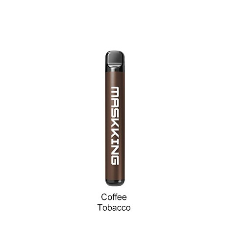 Maskking Coffee Tabacco-High Disposable Pod System Kit IN DUBAI/UAE
