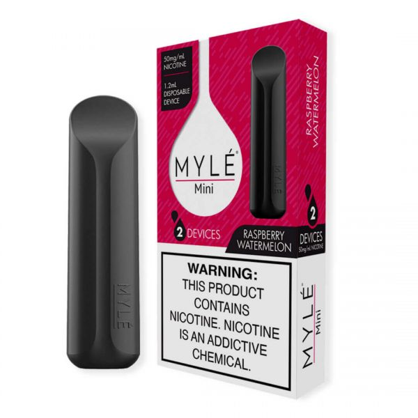 MYLÉ Mini – Raspberry Watermelon Disposable Device IN DUBAI/UAE