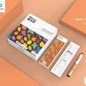 Veiik Micko Disposable Nuts Tobacco IN DUBAI/UAE