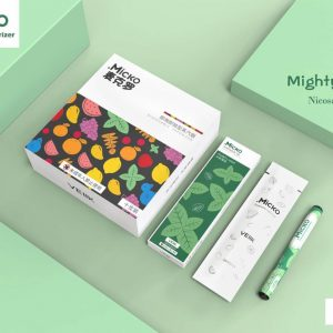 Veiik Micko Disposable Mighty Mint in Dubai/UAE