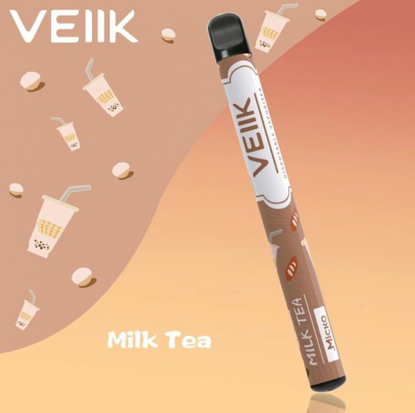 Veiik Micko Disposable Milk Tea in Dubai/UAE