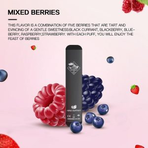 TUGBOAT DISPOSABL MIXED BERRIES BOX 3 PS IN DUBAI/UAE