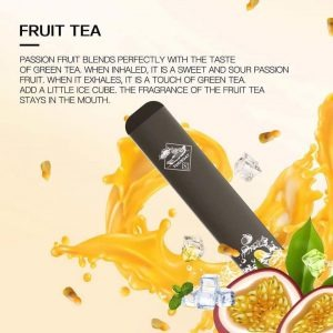 TugBoat Disposable Vape kit- Fruit Tea – TugBoat Vape in Dubai/UAE